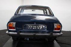 Peugeot 504 2.0 TI 1973