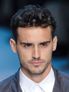 Black Short Curly Hairstyles For Men