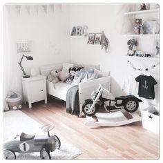 New kids room ideas for boys cars spaces Ideas