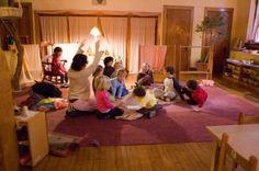 Curso de Introducción a la Pedagogía Waldorf en Jardín de Infancia  I