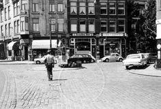 Rotterdam - Binnenweg / van Speijkstraat.