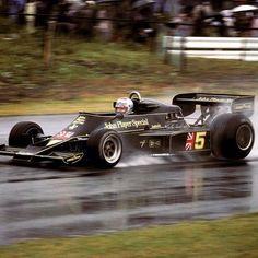 Mario Andretti Fuji 1976