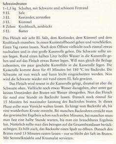 Schweinsbraten (Werner Gruber)