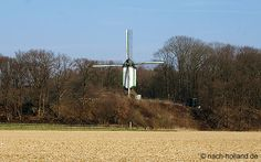 Windmühle bei De Meuleberg Gemeinde Roerdalen  #holland #niederlande #netherlands #windmill #windmühle #roerdalen #limburg