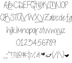 LiveLaughLove font by ByTheButterfly - FontSpace Convertible top Lettering started that allows you to produce Hand Lettering Alphabet, Doodle Lettering, Creative Lettering, Lettering Styles, Brush Lettering, Lettering Design, Bullet Journal Font, Journal Fonts, Journaling