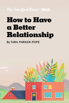 Good relationships don't happen overnight. They take commitment, compromise, forgiveness and most of all — effort. Here's the latest in relationship science, expert advice, fun quizzes and helpful tips to help you build a stronger bond with your partner.