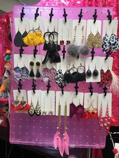 Earrings available at theblingthing.com
