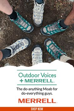 Merrell x Outdoor Voices: A collaboration to share the power of doing things outside. Check out these limited edition Moab Hiking Boots. Best Hiking Boots, Traditional Bow, Hiking Essentials, Outdoor Brands, Car Covers, Home Living, Outdoor Camping, Bag Storage, Sneakers Fashion