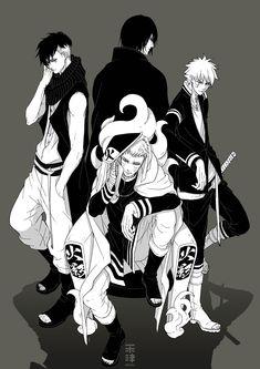 Naruto Shippuden Sasuke, Anime Naruto, Naruto Fan Art, Wallpaper Naruto Shippuden, Naruto And Hinata, Haikyuu Anime, Otaku Anime, Boruto 5, Naruhina