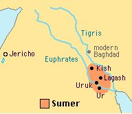Uruk was one of the most important cities (at one time, the most important)in ancient Mesopotamia.According to the Sumerian King List, it was founded by King Enmerkar sometime around 4500 BCE.Located in the southern region of Sumer (modern day Iraq).The city of Uruk is most famous for its great king Gilgamesh and the epic tale of his quest for immortality. (to be continued).
