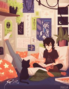 Marcia (@M_arcii_a) I really want this room....I mean it'd be better if Lance and Keith were in it but still I'm not picky