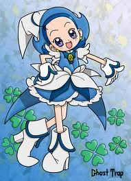 magical doremi, mirabelle Haywood. She is very short tempered, being popular with many of the classmates on few days she came to Misora Elementary, due to being able to stand to even the toughest of kids.