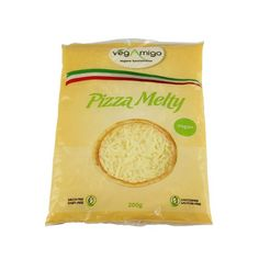 Veganic Pizza Melty, Finely Grated 200g