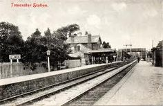 Towcester - The old railway station