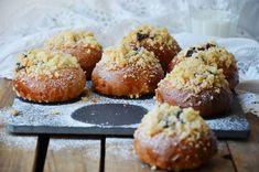 Kublanka vaří doma - Moravské koláče Pancake Muffins, Pancakes, Pie Cake, Doughnut, Sweet Treats, Breakfast, Food, Fine Dining, Cake