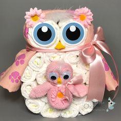 Love Gifts, Baby Gifts, Owl, Teddy Bear, Baby Shower, Children, Shower Ideas, Owls, Babyshower