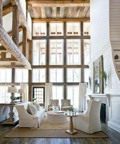 Beamed floor to ceiling windows [740x890] - Imgur