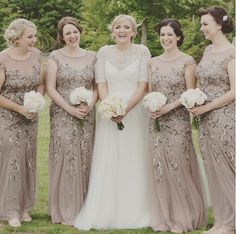 This bride rocking Mary by Jennty Packham