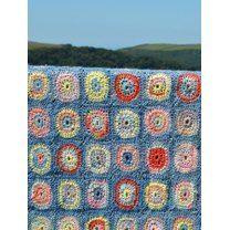 CIRCLES Crochet Blanket