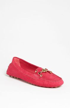 Tory Burch 'Daria' Driving Flat available at #Nordstrom