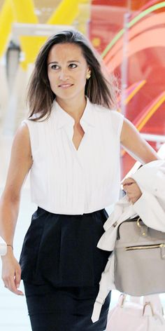 Pippa Middleton's Memorable Style Moments - May 15, 2011 from #InStyle