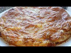 ملوية واش من ملوية كبيرة بحجم عائلي مقرمشة ومورقة بطعم رائع ستبهرين به - YouTube French Toast, Pizza, Cheese, Breakfast, Desserts, Youtube, Brioche, Apple, Bakery Business