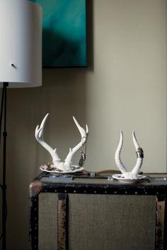 Horned Jewelry Holder, Antelope // Lulu and Georgia