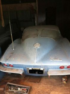 8 best engines images corvette, ls engine, cars1963 split window corvette barn find covered in 33 years of dust robin, barn