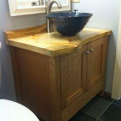 kijiji live edge slab wood bathroom vanity tops for the home. Black Bedroom Furniture Sets. Home Design Ideas
