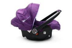 Carucior 3 in 1 Kraft Purple - Kinderkraft Golf Bags, Baby Car Seats, Children, Kids, Purple, Young Children, Young Children, Boys, Boys