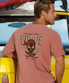Classic Crews - T-Shirts - Men Crazy Shirts, Neck T Shirt, Chile, Crew Neck, Classic, Funny, Mens Tops, Derby, Funny Parenting