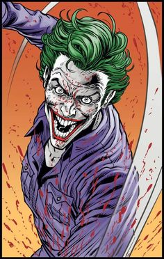 DC Debuts First Interior Art for Batman: Three Jokers Joker Cartoon, Joker Dc Comics, Joker Comic, Joker Art, Dc Comics Art, Marvel Comics, 3 Jokers, Three Jokers, Jason Fabok
