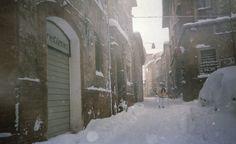 Matelica, 5 Gennaio 1993 -  La grande nevicata (4/5)