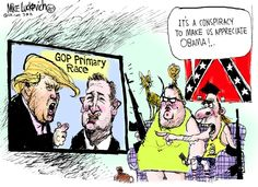 Mike Luckovich for Mar 30, 2016