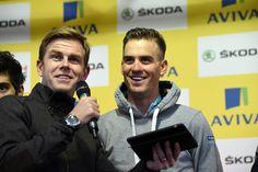 Zdenek Stybar, Tour of Britain 2015 team presentation