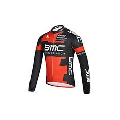 Men's Cycling Jackets - LingDing Mens 2015 MTB Road Breathable Cycling Winter Thermal Fleece Long Sleeve Jacket >>> More info could be found at the image url.