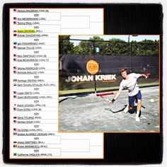 Good luck to Adam Zaorski (POL) at the 15K ITF ProCircuit tournament in Calabasas, California. Adam will play his first qualification match today against Tommy Paul (USA). Also, congratulations to Adam for receiving three Division 1 NCAA tennis scholarship offers! #adamzaorski #itf #itfprocircuit #itftennis #ncaatennis #collegetennis #tennis #johankriektennisacademy