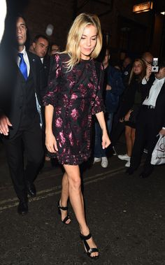 An Ode To Sienna's Off-Stage Style | British Vogue