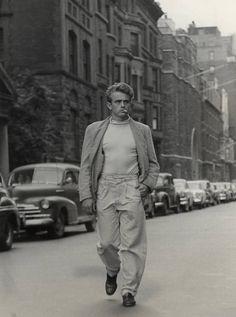Classic James Dean. Light 50s.