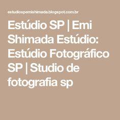 Estúdio SP   Emi Shimada Estúdio: Estúdio Fotográfico SP   Studio de fotografia sp