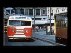 Remembering Public Square Wilkes Barre, Pennsylvania.1950's - YouTube