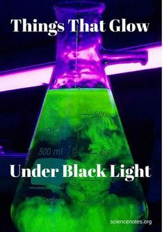 30 Things That Glow Under Black Light party Diy Black Light, Black Light Room, Black Lights, Black Light Party Ideas, Glow Party Outfit, Neon Party Outfits, Glow In Dark Party, Glow Stick Party, Glow Sticks