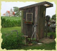 images of potting sheds | Kathy's Potting Shed