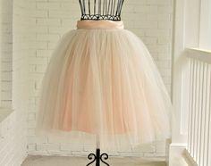 tulle...skirt