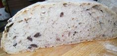 Sourdough Kalamata Olive Bread
