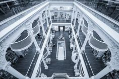 """""""Carturesti"""" Bookstore in Bucharest Photo by Eduard Gutescu — National Geographic Your Shot"""