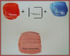 """""""Arte per Te"""": Come miscelate i colori per farne altri!"""