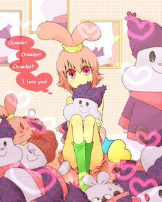 Tags: Anime, Fanart, Pixiv, Pixiv Id 617145, Chowder