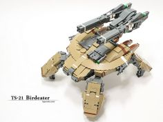 TS21 Birdeater By legorobo:waka