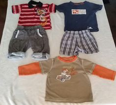 Lot of Boys Clothes (18-24 Months). Baby Gap, Carter's, Old Navy